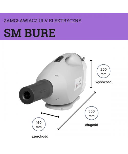 Karmnik kamień Protecta grafitowy - na myszy i szczury