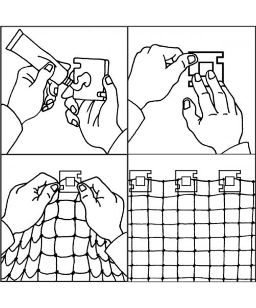 Karmnik Protecta LP - na myszy i szczury + podstawka